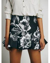 Keepsake - Womens Better Off Alone Skirt - Lyst
