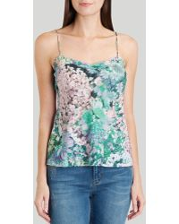 Ted Baker Cynaria Print Cami Top - Lyst