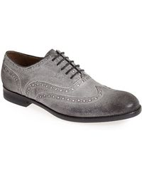 John Varvatos Men'S 'Brogue' Wingtip - Lyst
