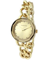 Rampage - Ladies Bracelet Watch - Lyst