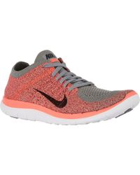 Nike Free 40 Flyknit Sneakers - Lyst
