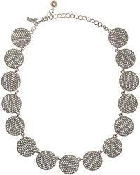 Kate Spade Brightspot Collar Necklace - Lyst