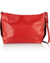 Stella McCartney Small Faux Leather Shoulder Bag - Lyst
