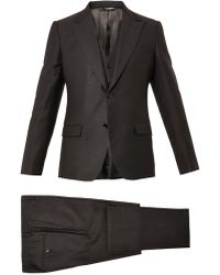 Dolce & Gabbana Sexy Night Three Piece Suit - Lyst