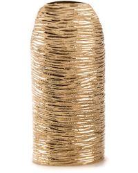 Kelly Wearstler Gold Decker Ring - Lyst