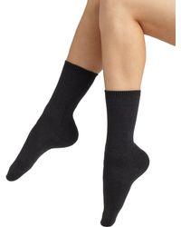 Falke Cozy Ankle Socks - Lyst