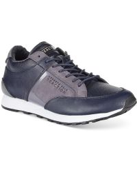 Kenneth Cole Reaction That'S A Rap Sneakers blue - Lyst