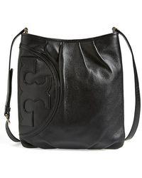 Tory Burch 'All-T - Swingpack' Leather Crossbody Bag - Lyst