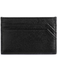 Jimmy Choo Dean Leather Card Case - Lyst