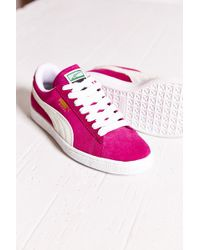 Puma Classic Lace-Up Sneaker - Lyst