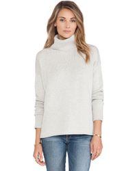 Joie Irissa Turtleneck Sweater - Lyst
