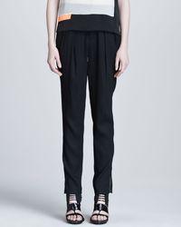 Helmut Lang Cove Suit Pants - Lyst
