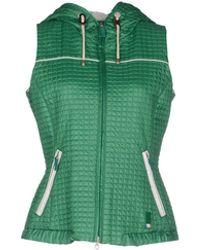 Geospirit Jacket green - Lyst