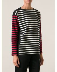 Stella McCartney B Striped Top - Lyst