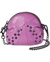 Sanctuary - Backstage Leather Crossbody Bag - Lyst