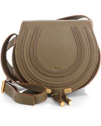 Chloé Marcie Small Crossbody Bag - Lyst