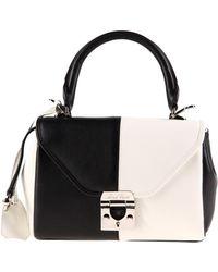 Mark Cross Handbag black - Lyst