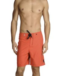 Hurley - Swimming Trunk - Lyst