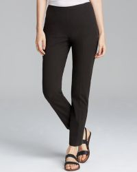 Theory Pants Belisa High Waist Checklist - Lyst