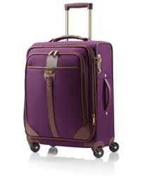 Hartmann - Expandable Spinner Carry-on - Purple - Lyst