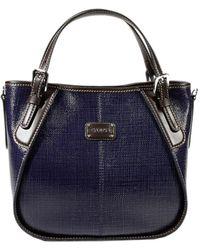 Tod's Handbag New G Duffel Bag Mini Fabric Trilo - Lyst