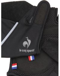 Le Coq Sportif - Cycling Performance Gloves - Lyst