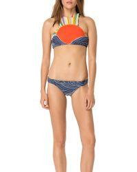 Mara Hoffman Racerback Bikini Top - Lyst