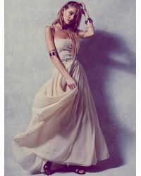 Free People Kristin'S Limited Edition Sungazer Gown - Lyst