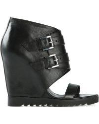 Ash 'Lipstick' Sandals black - Lyst