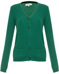 Chinti & Parker Star Button Cardigan - Lyst
