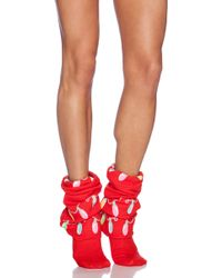 Wildfox Red Fox Sox - Lyst