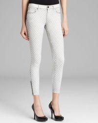 D-ID - Jeans - Derby Skinny In Splash Black - Lyst