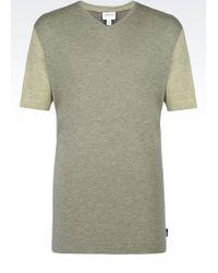 Armani   Jersey T-shirt   Lyst