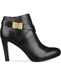 Marc Fisher Orlanda Dress Booties - Lyst