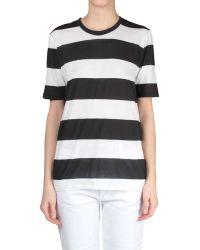 Etoile Isabel Marant Mindy Cotton T-Shirt - Lyst