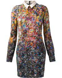Roseanna Multicolor Floral Dress - Lyst