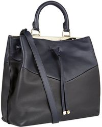 Mulberry Panelled Kensington Lamb Nappa Bag - Lyst