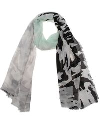 Vince Camuto Brush Scarf - Lyst