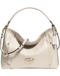 Coach Hobo Scout Bag - Lyst