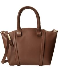 Foley + Corinna Tucker Small Satchel - Lyst
