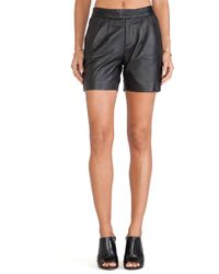 Blessed Are The Meek Bermuda Triangle Short - Lyst