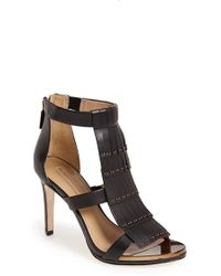 BCBGMAXAZRIA Women'S 'Leigh High' Sandal - Lyst