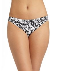 Shoshanna Royal Bay Bikini Bottom - Lyst