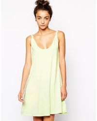 French connection Nancy Tank Dress - Lyst