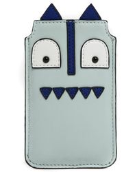 Asos Iphone 5 Case with Monster Face - Lyst