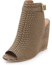 Joie - Windsor Wedge Sandals - Lyst