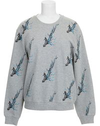 Carven Sweatshirt - Lyst
