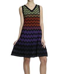 M Missoni Dresses Sleeveless Sweater Multucolor - Lyst
