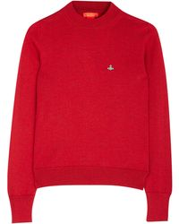 Vivienne Westwood Red Label Red Classic Jumper - Lyst