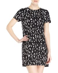 Rachel Zoe Frances Printed Convertible Dress - Lyst